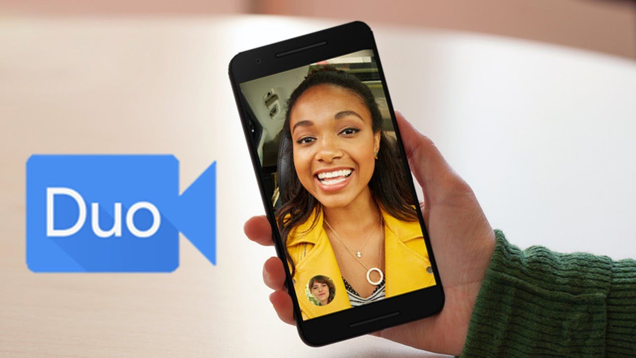 Google Duo: Takes the complexity out of video calling